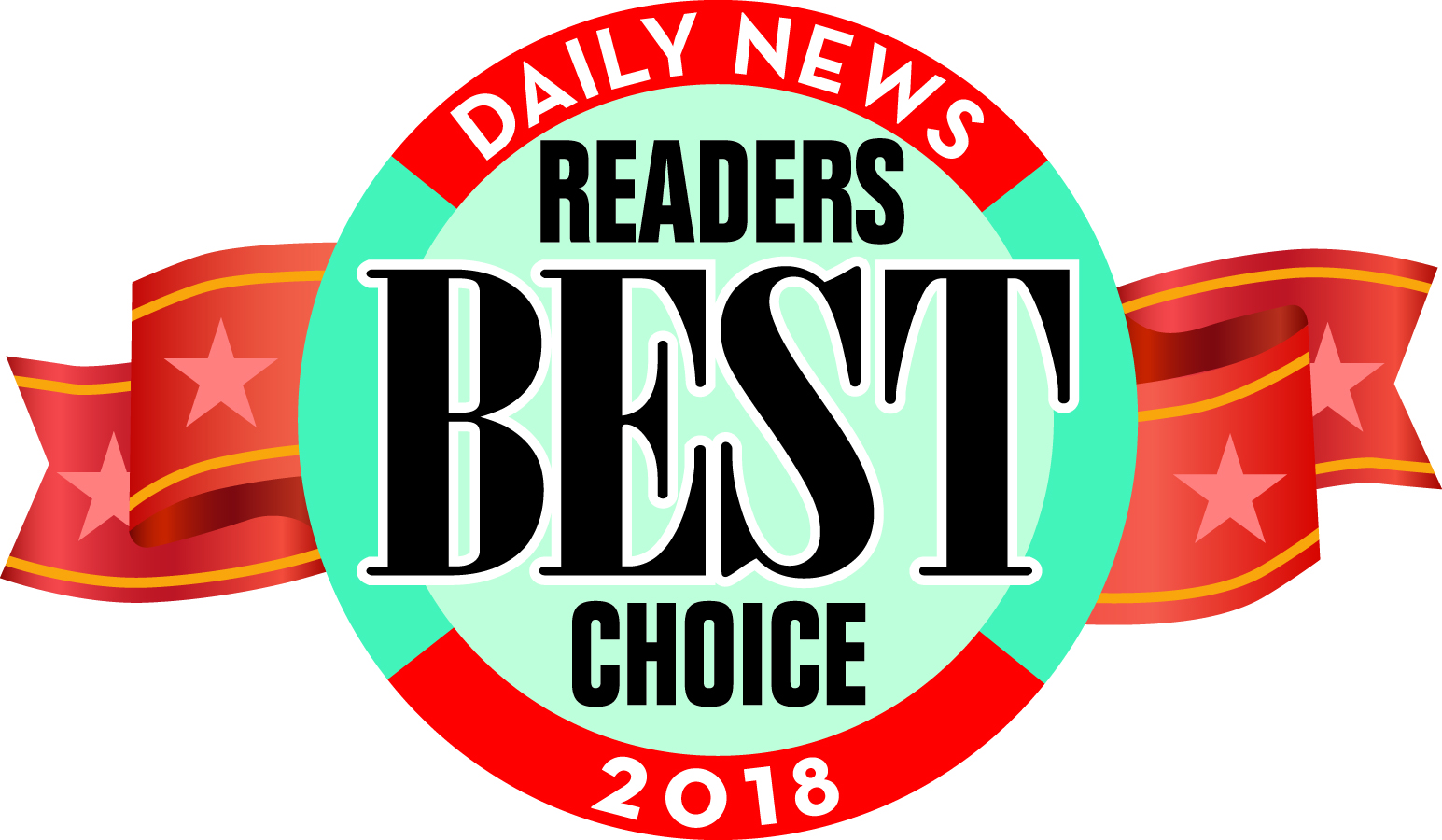 Daily News Readers BEST Choice 2018